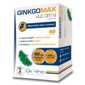 Da Vinci Academia Ginkgomax +Lecitín 90 + 30 tbl