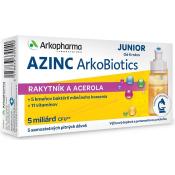 Azinc Arkobiotics Junior 5 x 10 ml