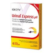 Idelyn Urinal Express pH 6 vreciek