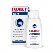 Lacalut flora ústna voda 300 ml