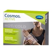 Cosmos ACTIVE Opakovane použiteľný gélový vankúšik hot/cold 13x14 cm 1 ks