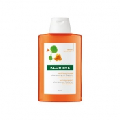KLORANE SHAMPOOING À L'EXTRAIT DE CAPUCINE šampón s výťažkom z kapucínky na suché lupiny 200 ml