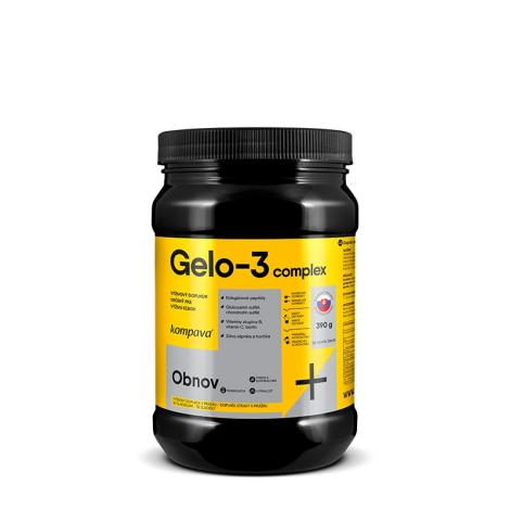 KOMPAVA GELO-3 complex pomaranč 30 dávok