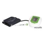 Tlakomer Microlife BP 3AG1+ digitálny teplomer Microlife MT 3001
