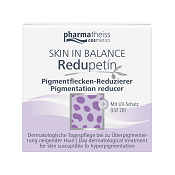 Skin in balance Redupetin krém na redukciu pigmentových škvŕn 20 ml