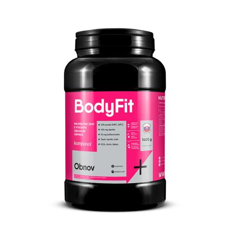 KOMPAVA BodyFit vanilka/toffee 50 dávok