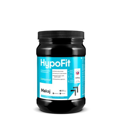 KOMPAVA HypoFit citrón-limetka 17-20 litrov 500 g