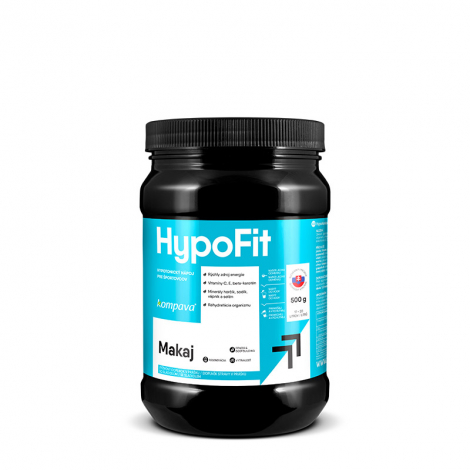 KOMPAVA HypoFit jablko-limetka 17-20 litrov