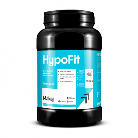 KOMPAVA HypoFit čierna ríbezľa 102-115 litrov