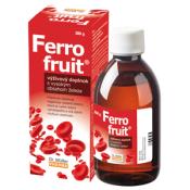 Dr. Müller Ferro fruit sirup 300 g