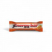 KOMPAVA 3Energy bar energetická tyčinka pomaranč 32 ks