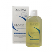 DUCRAY SQUANORM - PELLICULES GRASSES Šampón proti mastným lupinám 200 ml