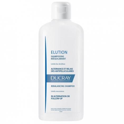 DUCRAY ELUTION SHAMPOOING RÉÉQUILIBRANT šampón navracajúci rovnováhu vlasovej pokožke 200 ml