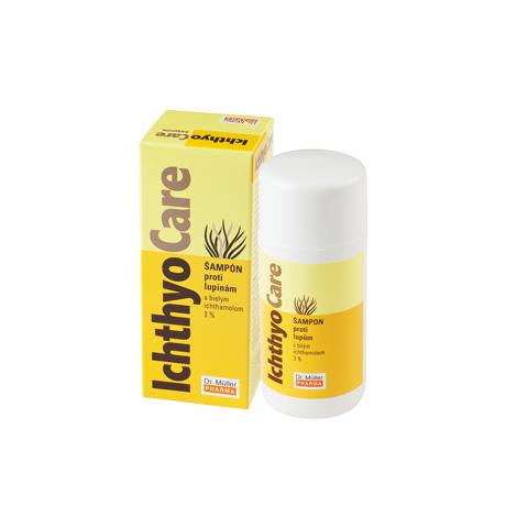 Dr. Müller IchthyoCare šampón 3% 100 ml