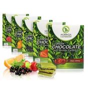 Moringa Caribbean Čokoláda s čiernymi ríbezľami 70 g