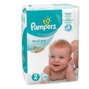 Pampers ProCare Premium veľkosť 2 5-9 kg 32 ks