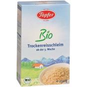 Töpfer detská bio ryžovo kaša od 5. týždňa 250 g