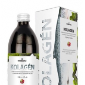 nefdesanté Kolagén hroznová príchuť 500 ml