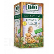 Herbex BIO DETSKÝ ČAJ Dr.Nebolíto bylinný porciovaný 20x1,2 g