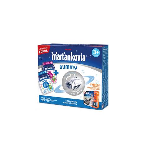 Walmark Marťankovia Gummy 50+50 tabliet + darček kozmochrobák - Walmark -
