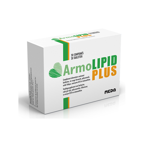 Armolipid plus 30 tbl