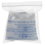 Resuscitačné rúško s ventilom