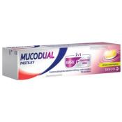 Mucodual 18 pastiliek