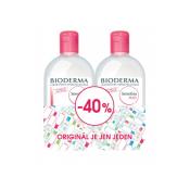 Bioderma Sensibio H2O Duopack 500 ml + 500 ml