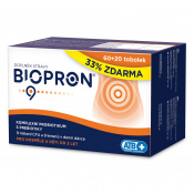 Valosun Biopron 9 60 + 20 cps