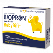 Biopron Laktobacily Baby BIFI+ 30 cps