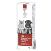 PET HEALTH CARE Lola antiparazitárny šampón 200 ml