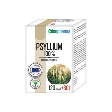 Edenpharma PSYLLIUM 120+30 cps