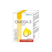 Edenpharma Omega 3   60 + 10 cps