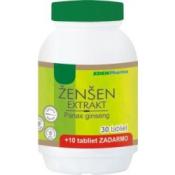 Edenpharma Ženšen Extrakt 30+10 tbl