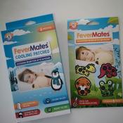 FeverMates cooling chladivé náplasti pre deti 6 ks