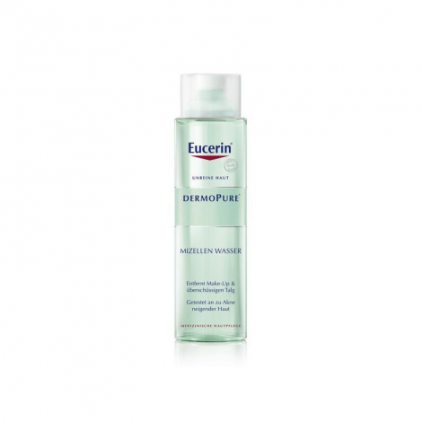 Eucerin DermoPure čistiaca pleťová voda 200ml