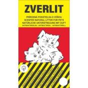 Zverlit hrubá podstielka pre mačky červená s vôňou 10 kg