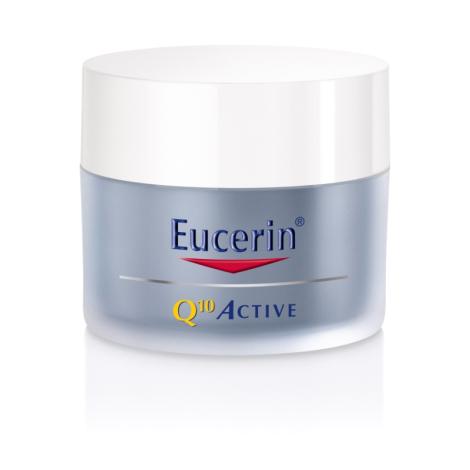 Eucerin Regeneračný nočný krém proti vráskam Q10 ACTIVE