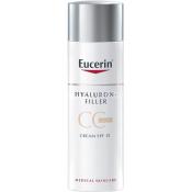 Eucerin Hyaluron-Filler CC krém SPF15 svetlý 50ml