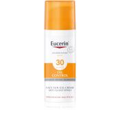 Eucerin SUN Oil Control gél na tvár SPF 30+