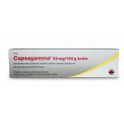 Capsagamma crm 40g