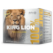Delta King lion Flex Collagen 8 000 mg prášok zelené jablko 240 g
