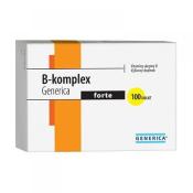Generica B - Komplex forte 100 tabliet