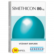Generica Simethicon 80mg 50 cps
