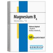 Generica Magnesium B6 60 tbl