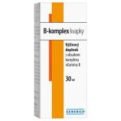 Generica B-Komplex kvapky 30 ml