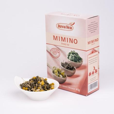 Juvamed MIMINO DETSKÝ sypaný čaj 40 g
