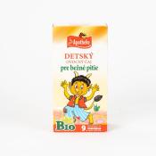 APOTHEKE BIO detský čaj na bežné pitie ovocný N.S.
