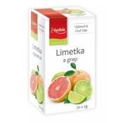 APOTHEKE čaj limetka a grapefruit N.S.