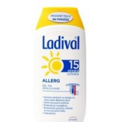 Ladival Allerg SPF 15 gél  200 ml